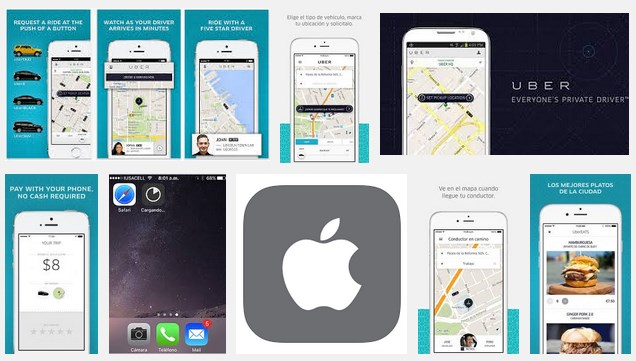 descargar uber para iphone ipad